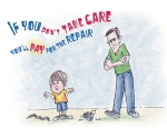 If you don't take care